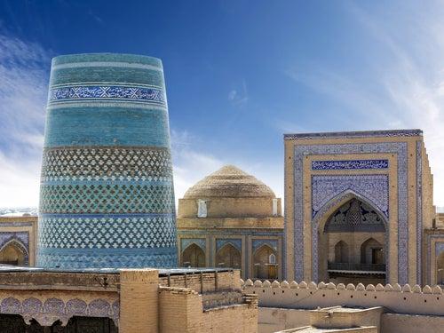 """Khiva, visitamos la ciudad de """"Las mil y una noches"""""""