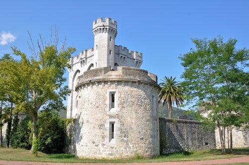 Castillo de Arteaga en Urdaibai