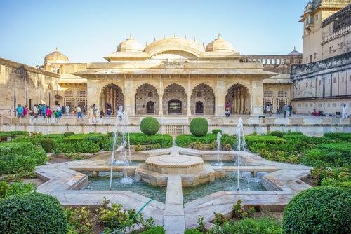 Fuerte Amber en Jaipur
