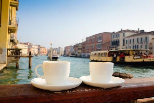 Cafe en Italia