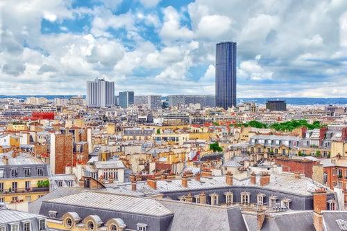 Este es el mejor mirador de París, la Torre Montparnasse