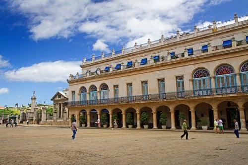 Plaza de Armas en Habana Vieja