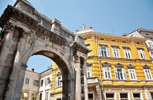 Arco del Triunfo de Pula