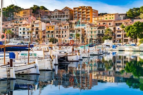 Por de Soller en Mallorca