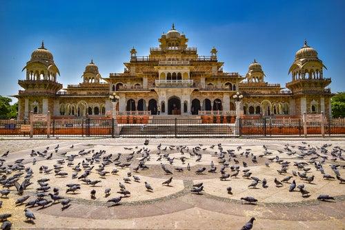 Jaipur, la hermosa ciudad rosa de la India