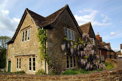 Lacock en Inglaterra