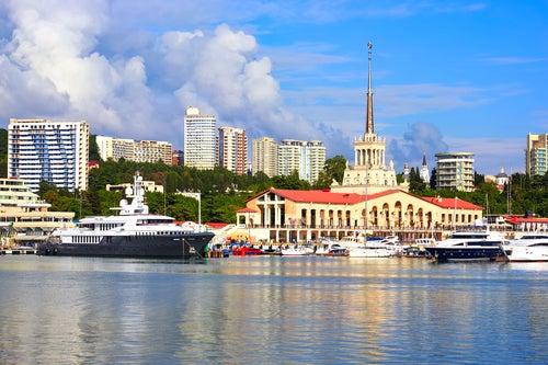 Sochi en Rusia