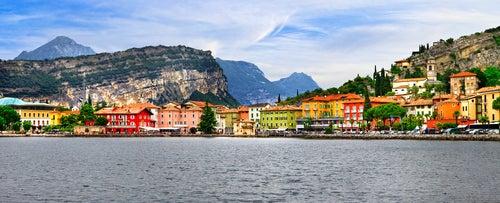 Torbole en el Lago di Garda