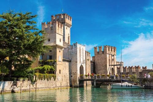 Sirmione en el Lago di Garda