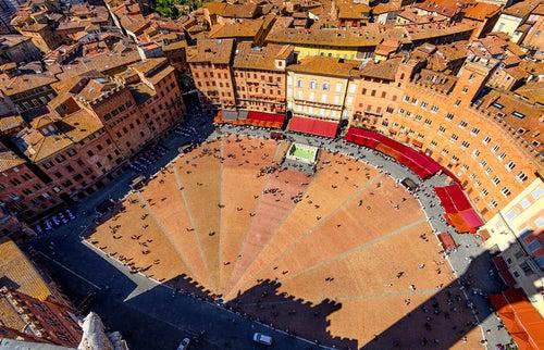 Piazza del Campo de Siena