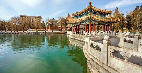 Behiai park en PEkín