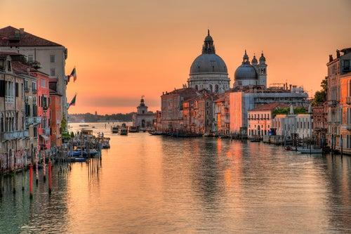 Venecia de noche