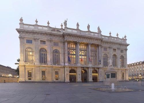Palacio Madama en Turín