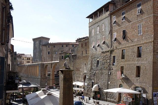 Fortaleza de Pitigliano