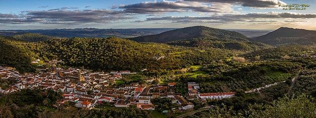 Pueblos de Andalucía, Alájar