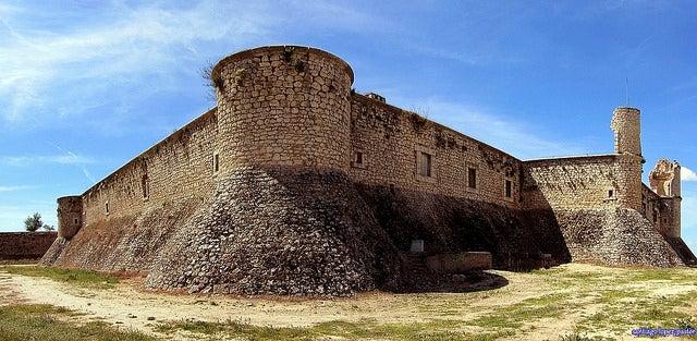 Castillo de los Condes en Chinchón