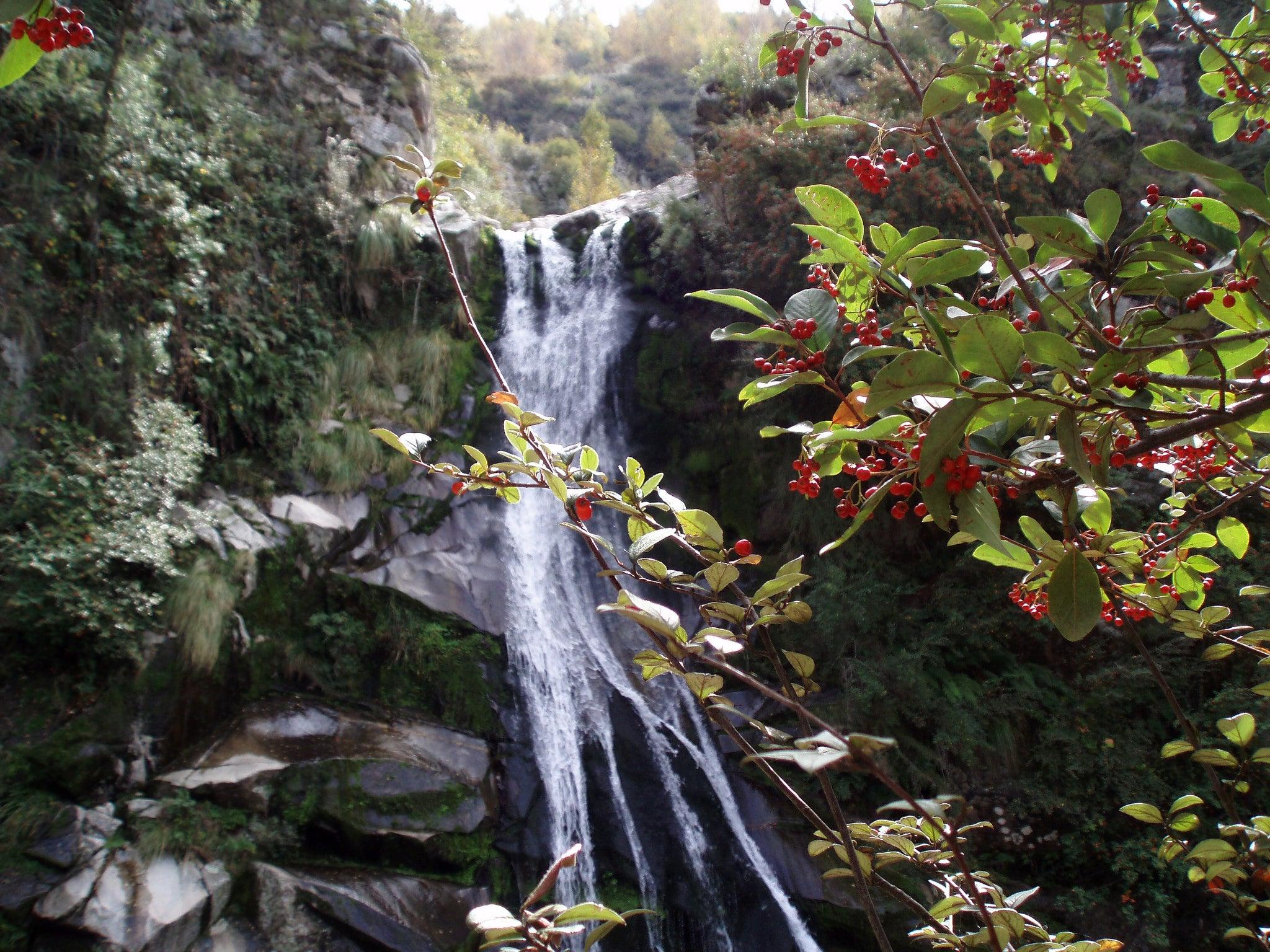 Cascada en La Cumbrecita