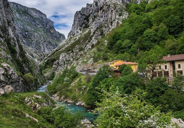 La Ruta del Cares, un espectáculo visual en los Picos de Europa