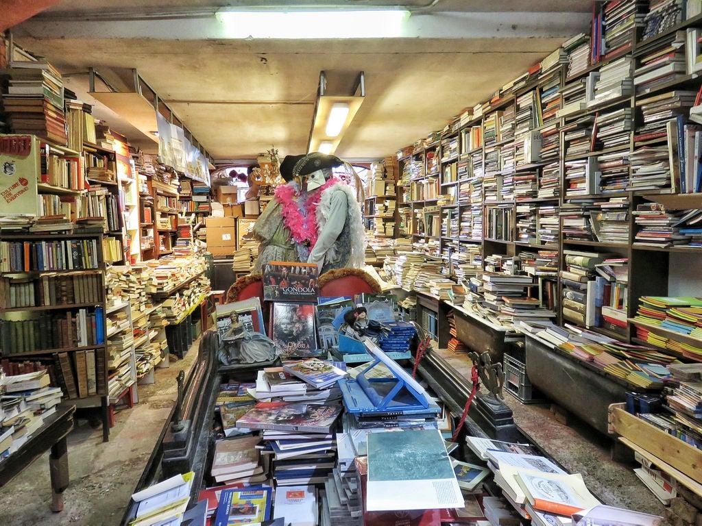 Librerías más bonitas, Acqua alta