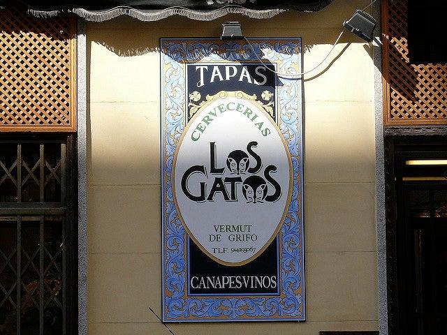 Los Gatos para ir de tapas en Madrid