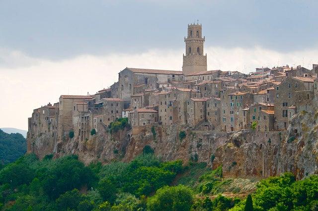 Pitigliano, enamórate de este pueblo empedrado de Italia