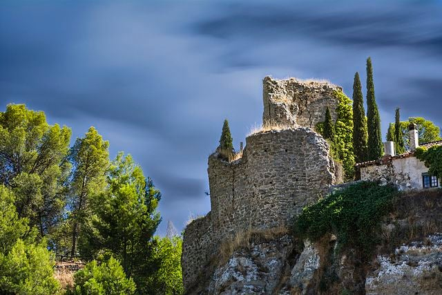 Castillo de Casasola en Chinchón