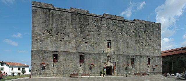 Castillo de Carlos V en Hondarribia