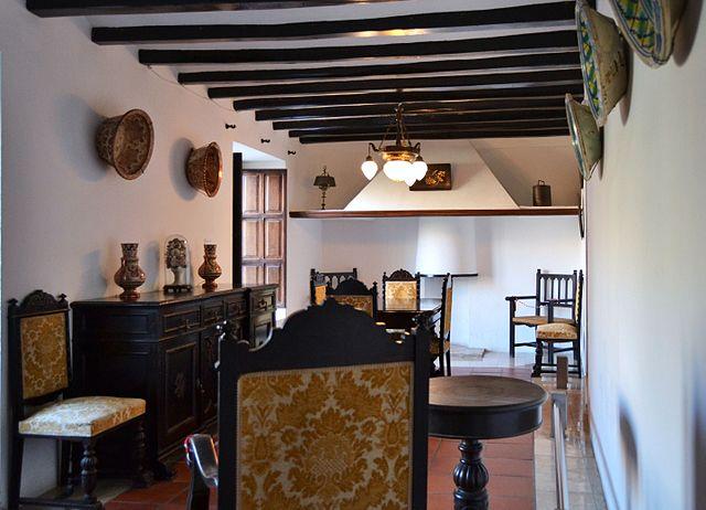 Casa Orduña en El Castell de Guadalest