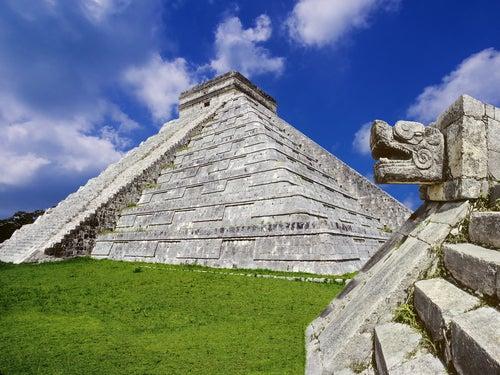 El Chichen Itzá.