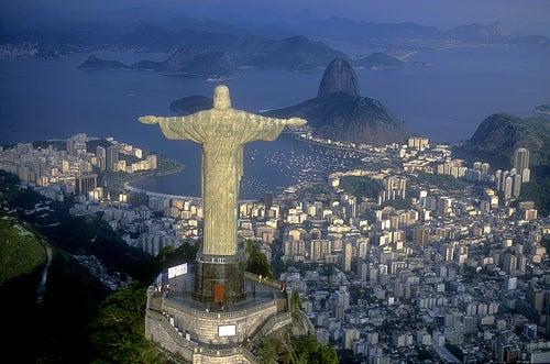Estatua de Cristo Redentor.