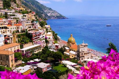 Positano, uno de los pueblos más bellos del sur de Italia