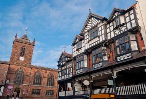 Chester, en Inglaterra, te devuelve al Medievo