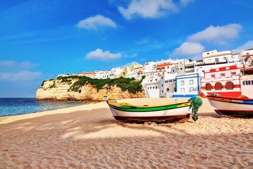 El Algarve, magia y belleza en el sur de Portugal