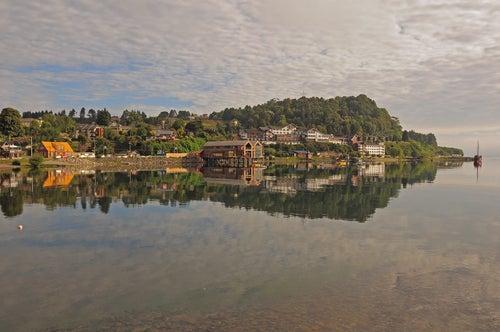 Vista de Puerto Varas