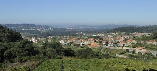 Rías Baixas en Galicia