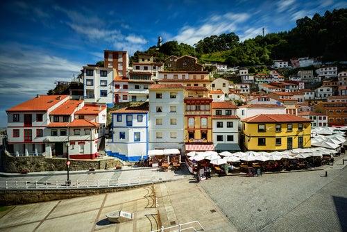 Pueblos de Asturias, Cudillero