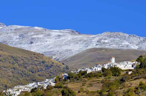 Capileira, un precioso pueblo en la Alpujarra