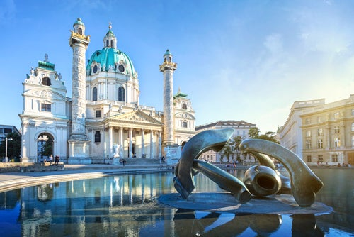 Visitamos las iglesias de Viena más hermosas