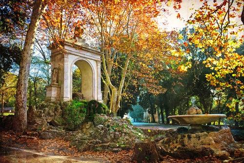 Villa Borghese en Roma, un paseo entre arte y belleza