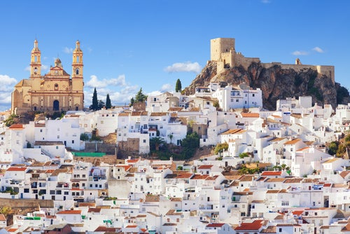 Olvera, uno de los pueblos más bonitos de Cádiz