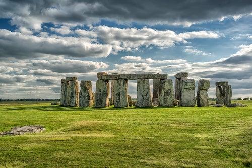 Stonehenge, un trocito de la prehistoria británica
