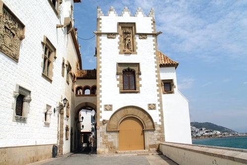 Palacio Maricel en Sitges