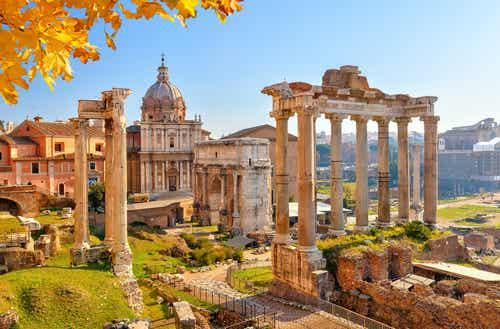 Conoce parte de la historia de Roma en el Foro Romano