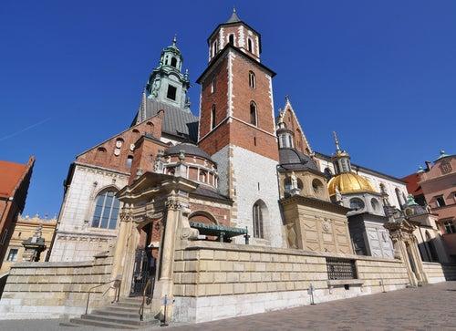 Catedral en la colina de Wawel
