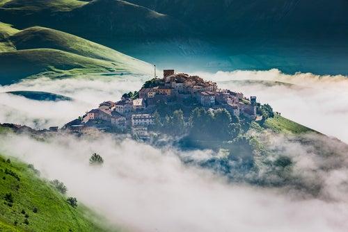 Castellucio en Italia