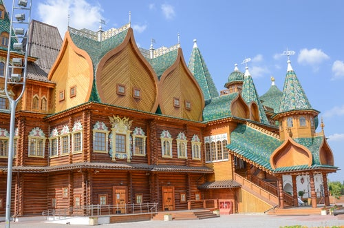 Palacio Real de Kolomenskoye