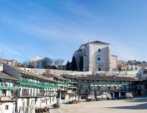 Chinchón, uno de los pueblos más bonitos de Madrid