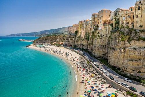 Tropea, el pueblo que se enfrenta imponente al mar Tirreno