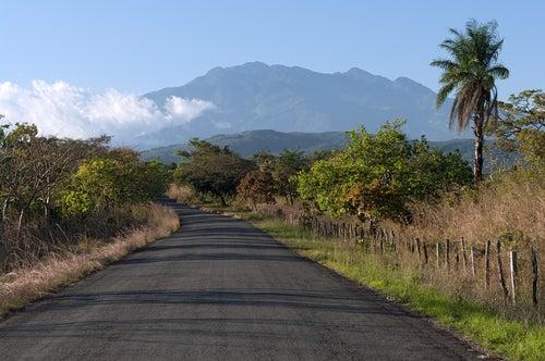 Volcán Barú en Panamá