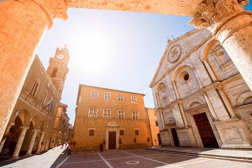 Visitamos Pienza en Italia, una ciudad ideal
